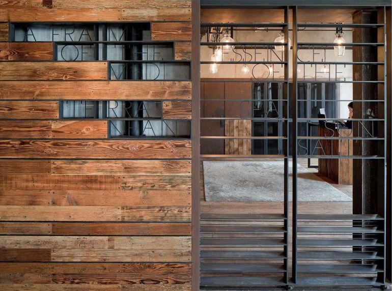 Дизайн проект промышленный здании