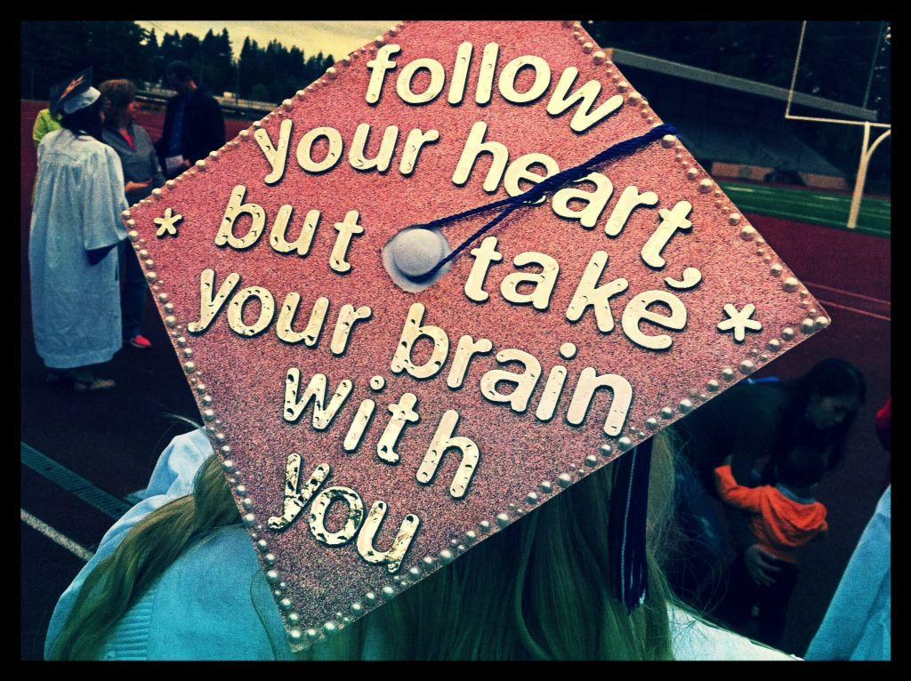 20 Crazy Awesome Graduation Cap Ideas & 20 Crazy Awesome Graduation Cap Ideas | Cap Grad cap and Graduation ...