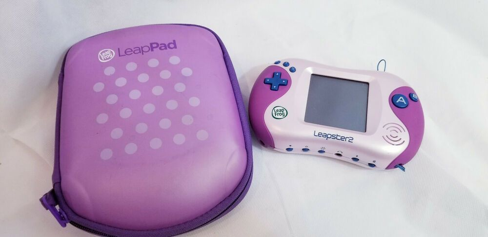 Leapfrog Leappad2 Leapster2 Kid S Electronic Learning Game System