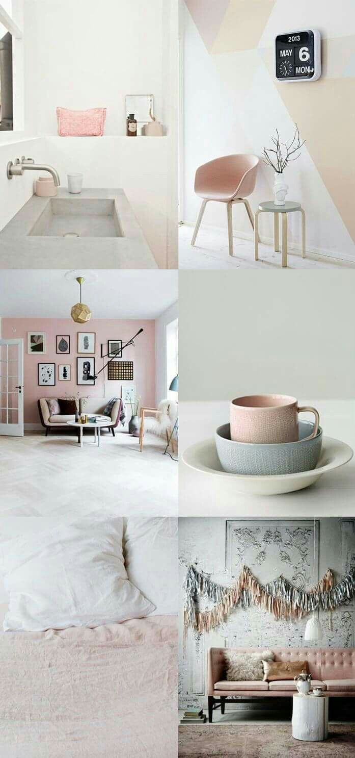 flexa creation early dew : Pin By Karla Mcconnell On Gray And Blush Pinterest Room Decor