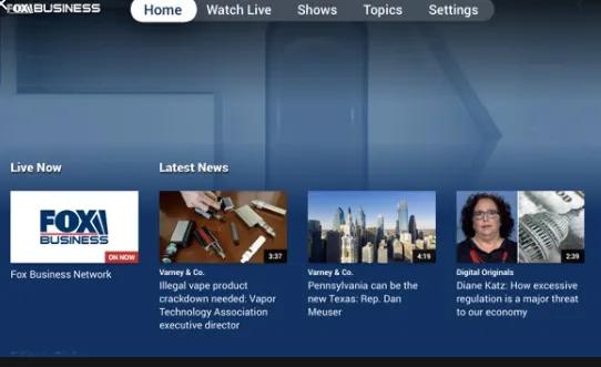 Fox Business Live Stream In 2020 Watch Fox Streaming Facebook Help