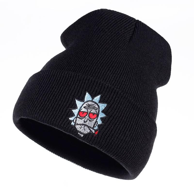 f64c7cc7d06 Rick and Morty Stoned Beanie