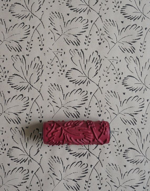 Patterned Paint Roller No19 from Paint \ Courage DIY and HOW to