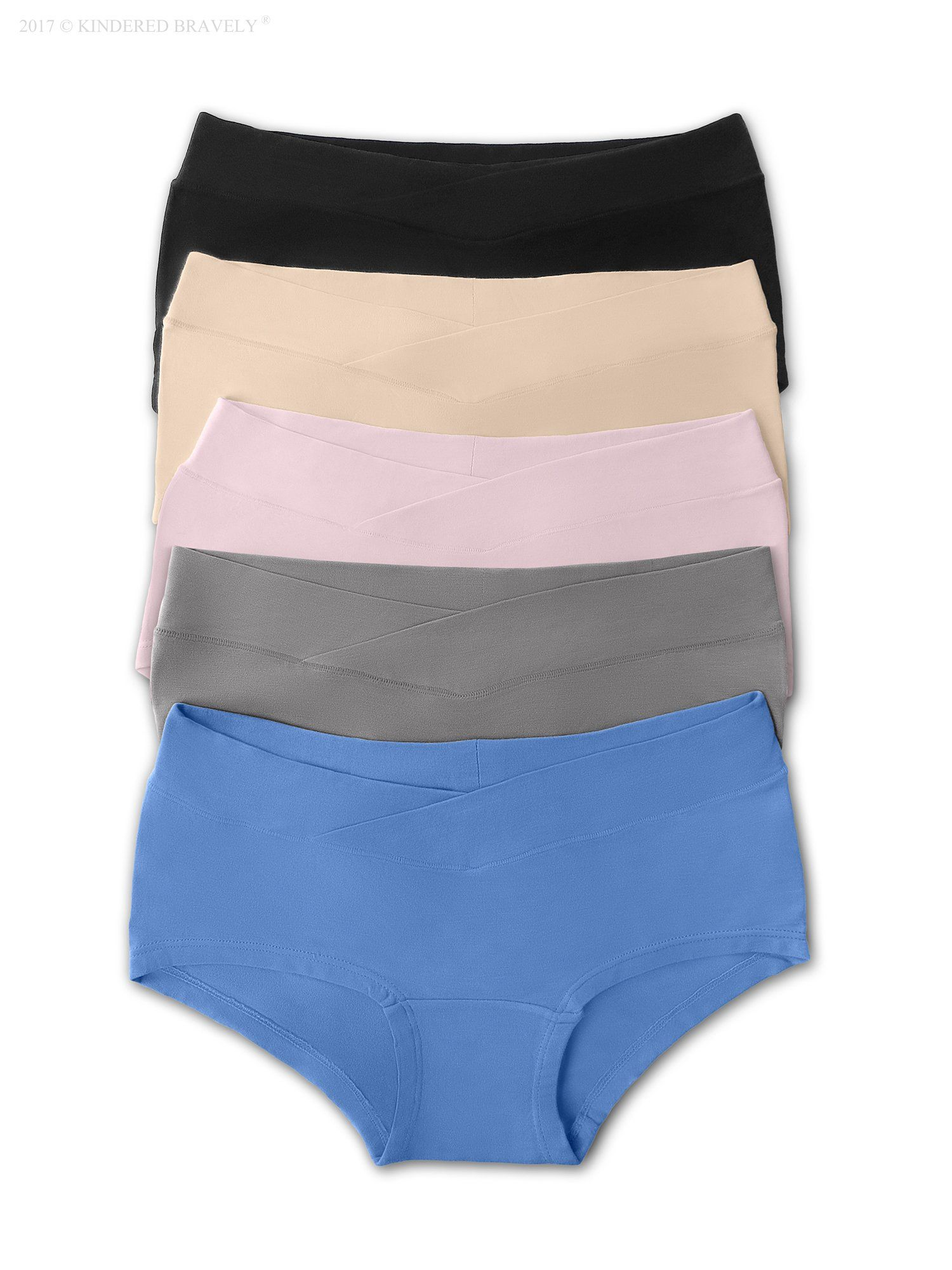 81fc33946b1 Under the Bump Seamless Maternity Underwear   Pregnancy Panties - Hipster