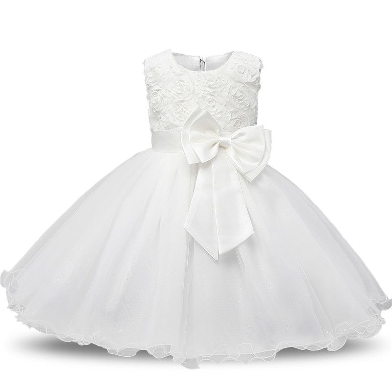 7f649527f New Born Baby Baptism Dress Baby Girl 1st 2nd Birthday Outfits ...