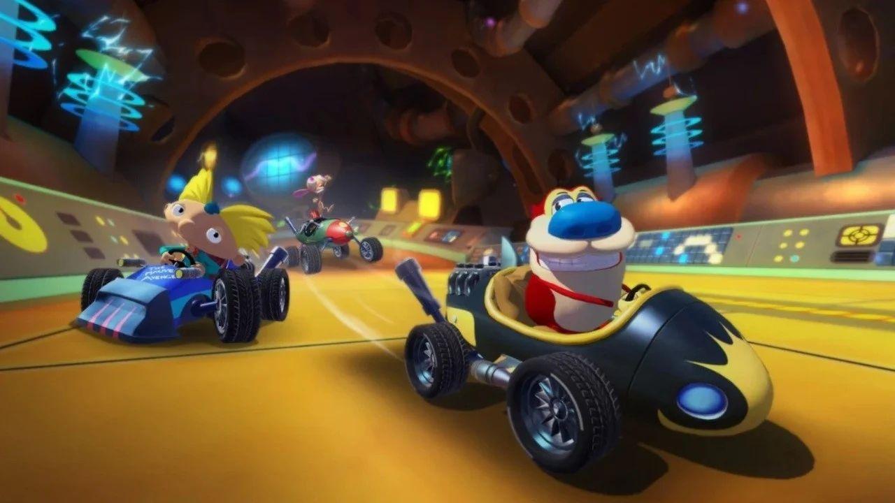 Nickelodeon Kart Racers 2 Nickelodeon Xbox One Games Nintendo Switch Games