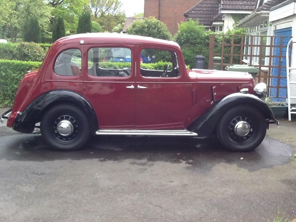 Austin 10 Cambridge 1936 | British Classic Cars | Pinterest ...