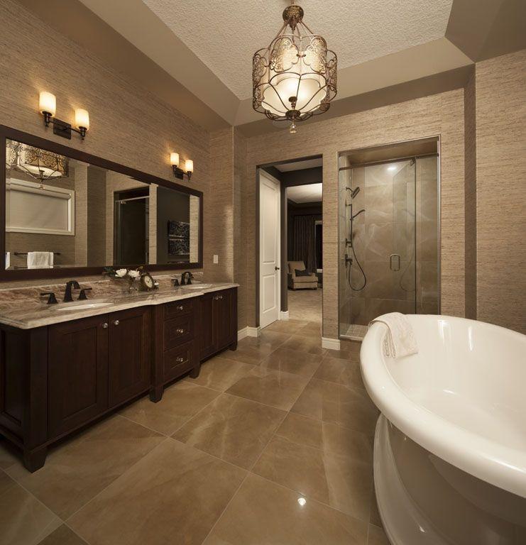Bedroom With Ensuite Bathroom: Main Bedroom Decor Ideas