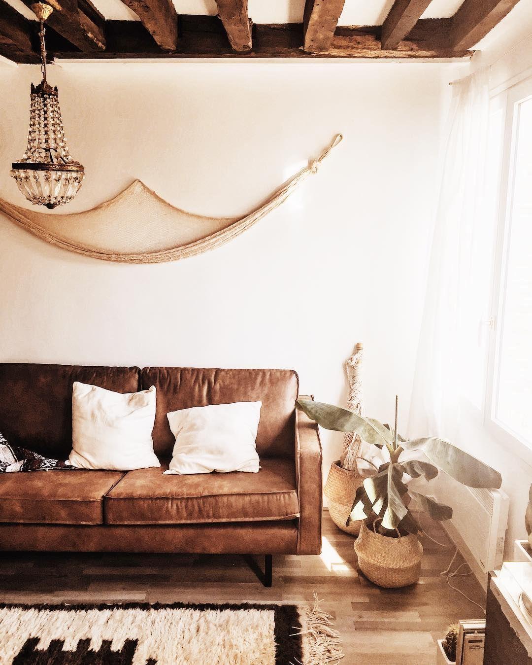 on se r chauffe dans le beau salon de littlehavane avec notre canap aspen d co pinterest. Black Bedroom Furniture Sets. Home Design Ideas