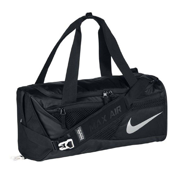 Nike Men's Vapor Max Air 2.0 Small Gym Duffel Bag Black ** Check this  awesome