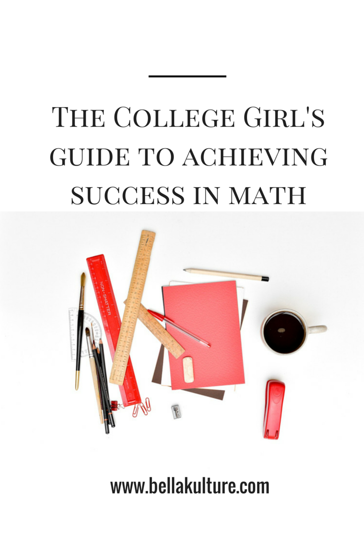 how to succeed in math girls math and stem majors how to succeed in math collegetips math