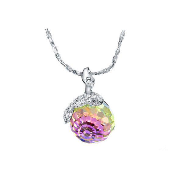 Swarovski Element Crystal, Sea Conch