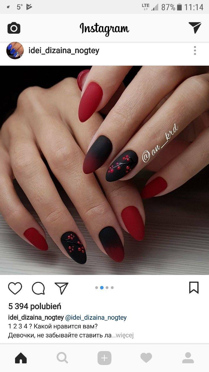 Pin de Cons en uñas | Pinterest | Diseños de uñas, Arte de uñas y ...