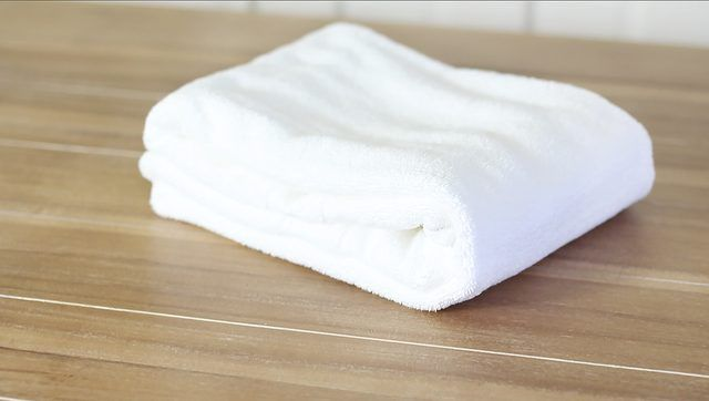 How To Fold Towels To Save Room How To Fold Towels