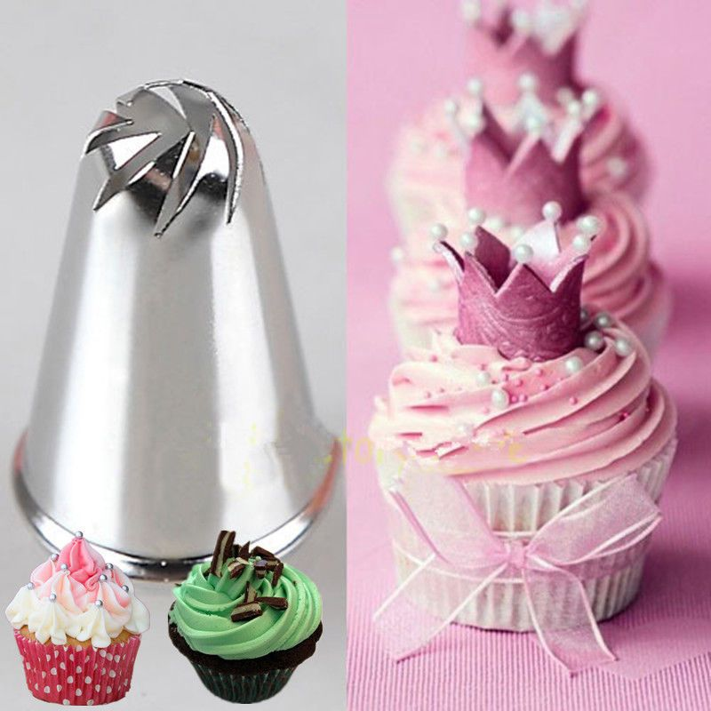 Drop Flower Icing Piping Mini Nozzle Cake Cupcake Decorating Tips