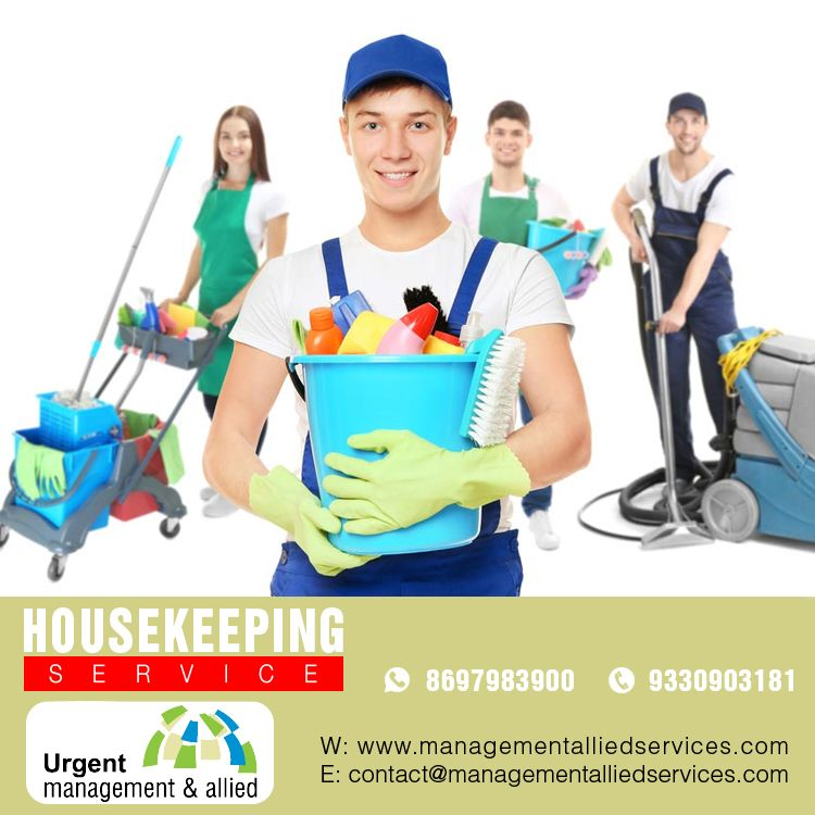 Housekeeping service housekeeping management ally