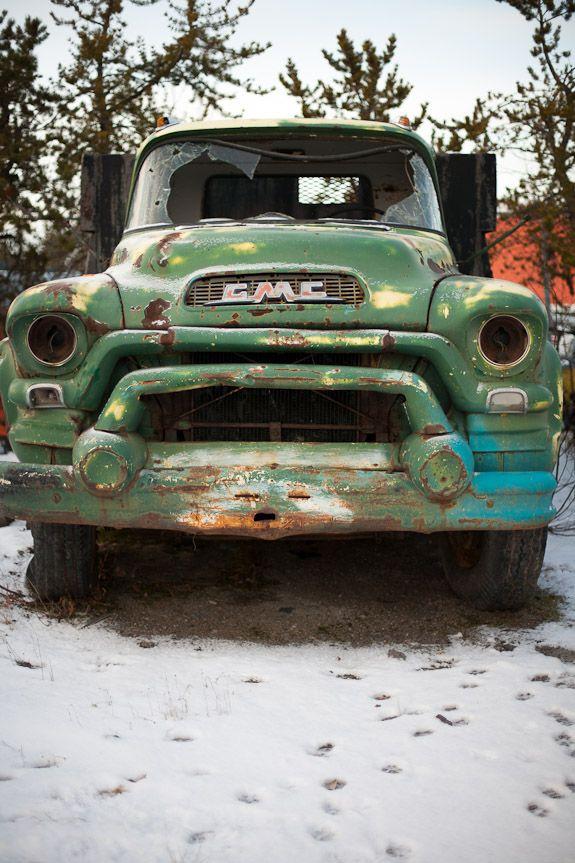 Classic Cars Rotting Ice Trucker Alex Debogorski S Junk Car