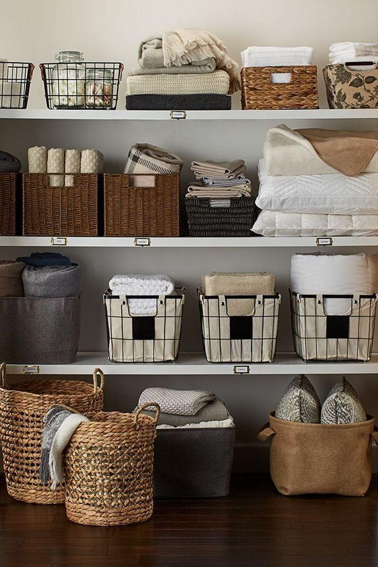 16 Aufbewahrungslösungen für Heimwerker, um die Küche zu organisieren - Jule H. #kitchentips