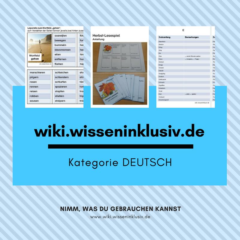 bildung deutsch grundschule 1klasse 2klasse 3