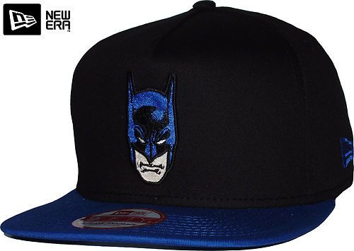 New Era 9Fifty DC Comics Hero Face Batman Snapback Cap