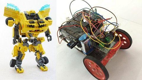 Education Save Coupon Udemy Raspberry Pi Robotics 100 Off