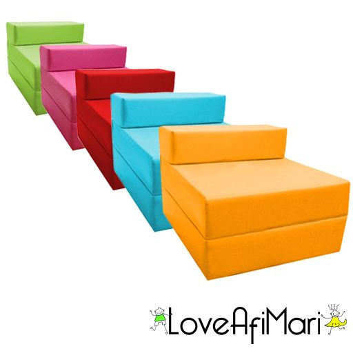 Fold Out Sofa Bed Chair Twin Size Beds