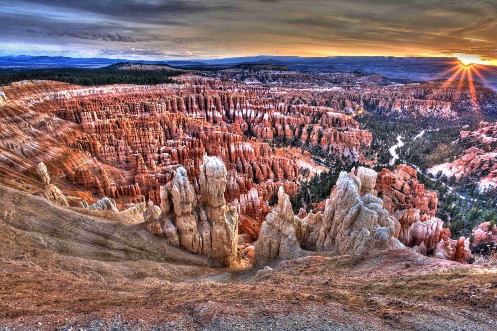 Parque Nacional de Bryce Canyon (National Park Bryce Canyon)