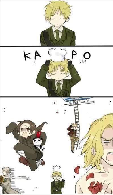 Meme Face Hetalia Blushing Anime