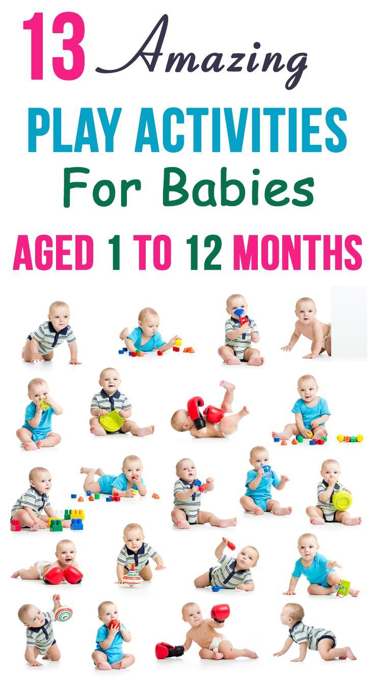 Newborn Baby Activity Toys 13 Amazing Play Activities For Babies Aged 1 To 12 Months