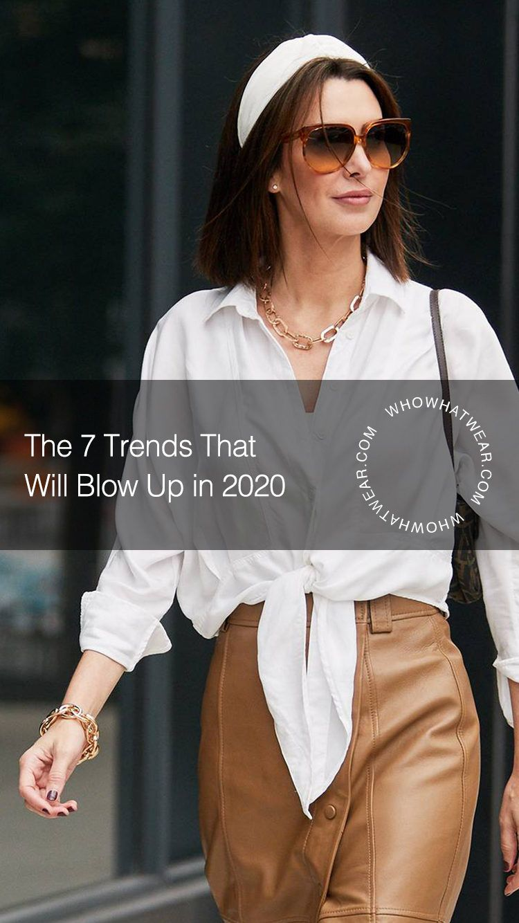 An Expert Tells All: Everyone Will Still Be Buying These Trends in