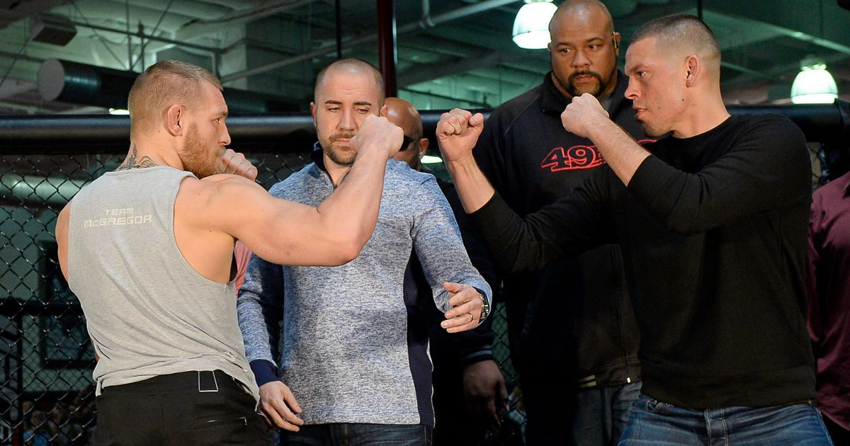 How can I watch Conor McGregor v Nate Diaz? All the info