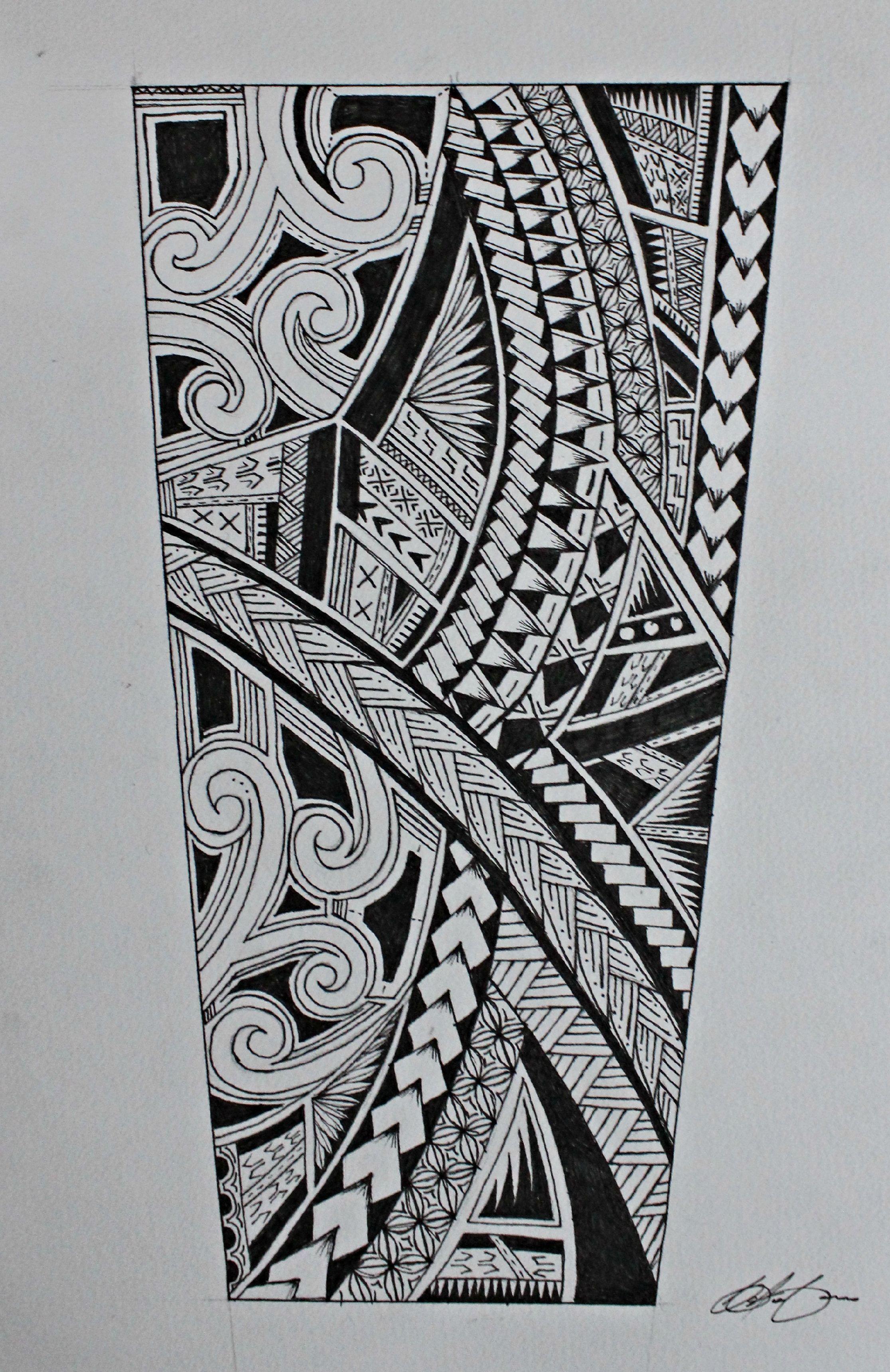 Forearm Tattoo #Samoantattoos