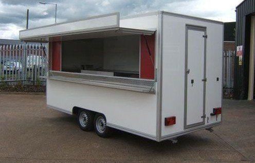 Food Van/Food Trailer Catering Trailer/Mobile Catering kitchen