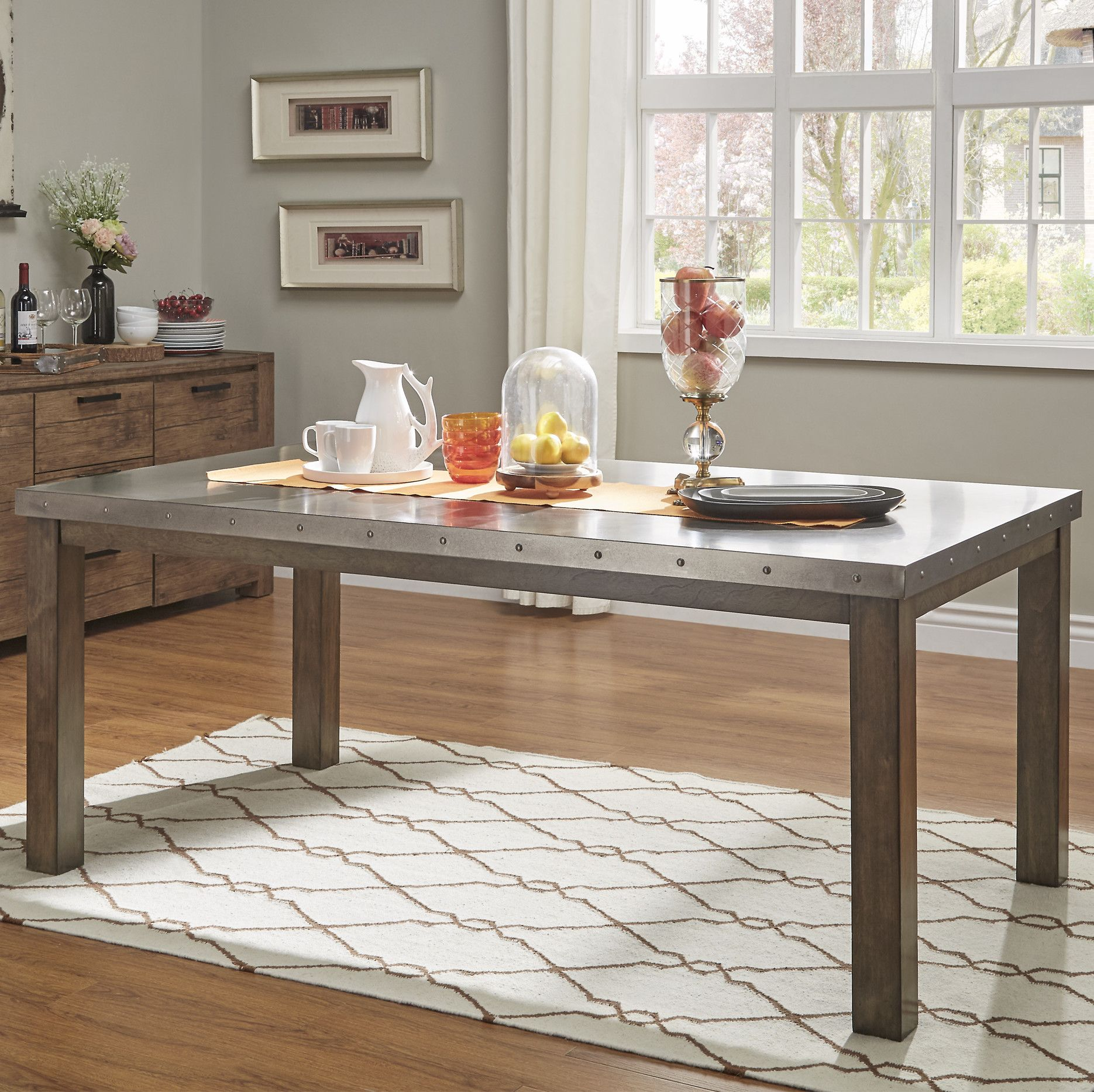 Saxony Dining Table