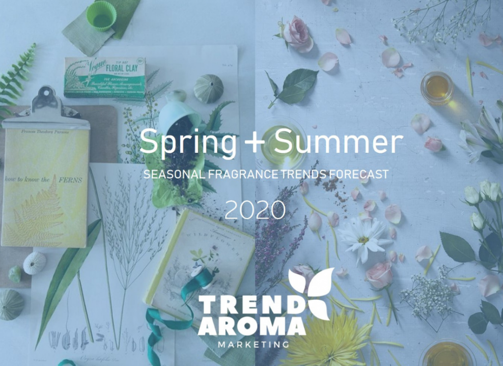 2020 Product Trends.New Home Fragrance Trends Forecast Spring Summer 2020 In