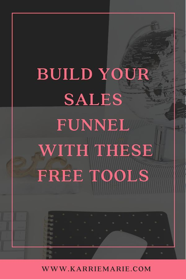 Sales Funnel Tools Fundamentals Explained