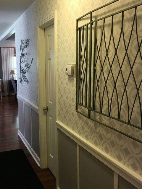 How to Banish the Boring Narrow Hallway