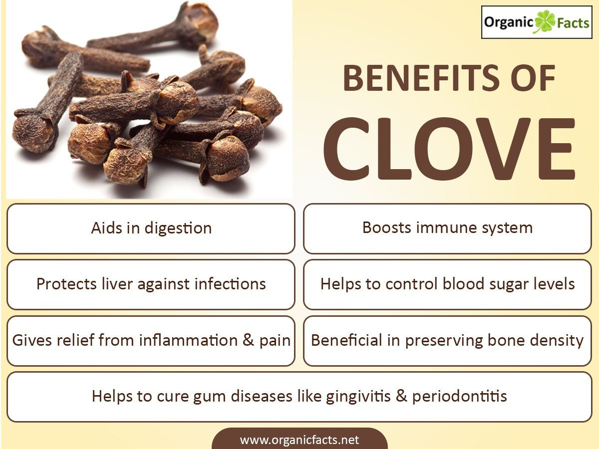 Pin By Violette On Properties Of Food Cloves Benefits