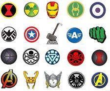 avenger symbols - Google Search | Avengers Party | Avengers symbols
