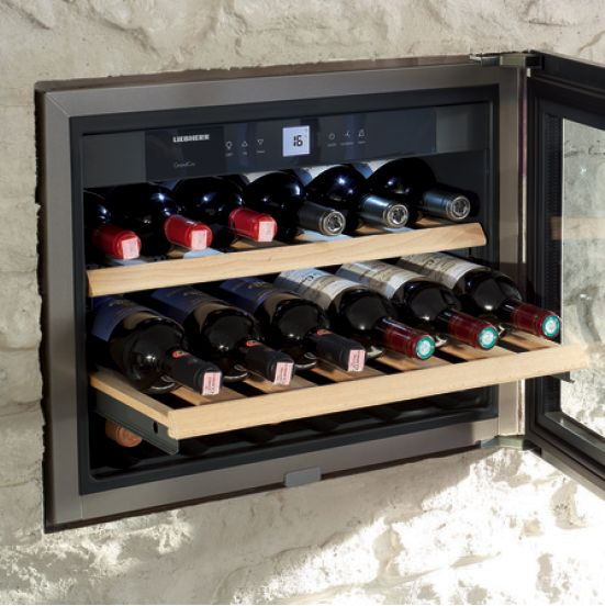 La Cave A Vin Encastrable Pour Une Cuisine Grand Cru Cave A Vin