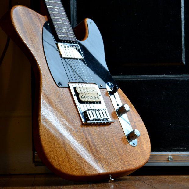 Warmoth Partscaster Tele: Fender, DiMarzio, CTS, All