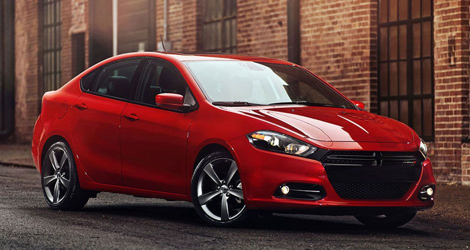 2015 Dodge Dart Exterior The 2015 Dodge Dart In Red Is Our