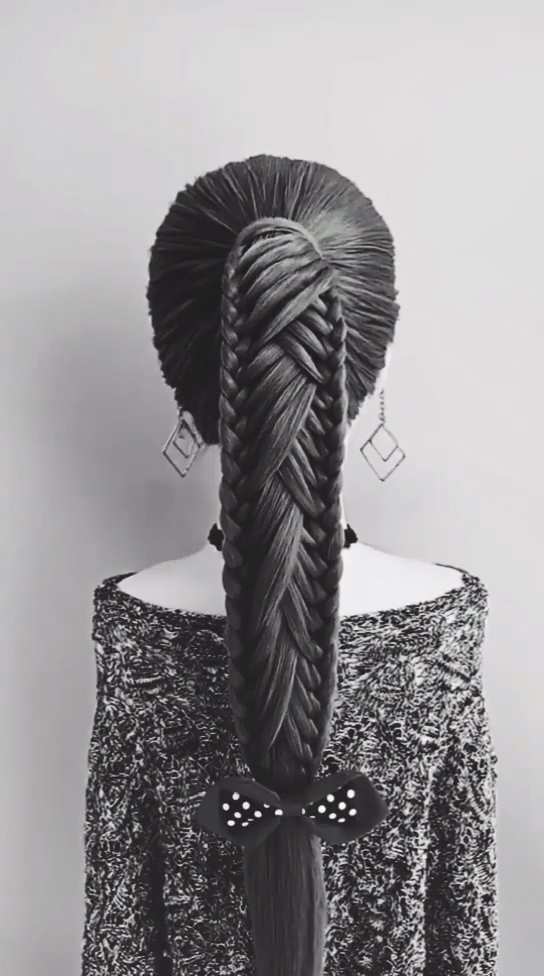 QT HAIR Amazing Updo HairStyle #hairupdo #mostpopularhair  – Peinados
