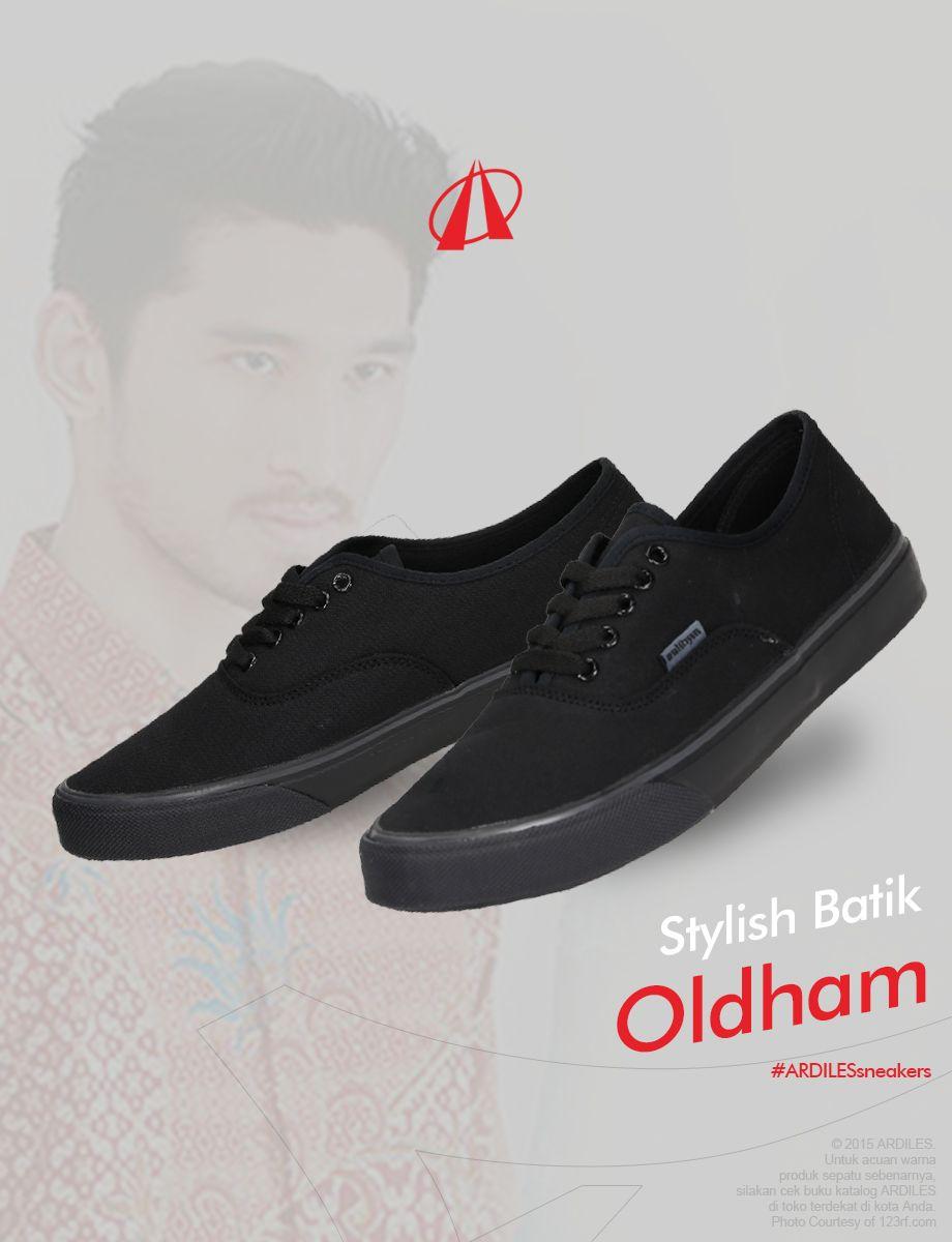 Ardiles Sneakers Lovers Batik Menjadi Salah Satu Fashion