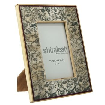 shiraleah picture frame (patina has some)