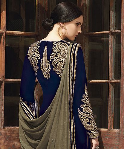Buy Micro Velvet Suit online at best price in India ...
