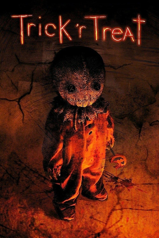 Halloween Trick R Treat Pumpkins Spooky Scary Sam Trick R