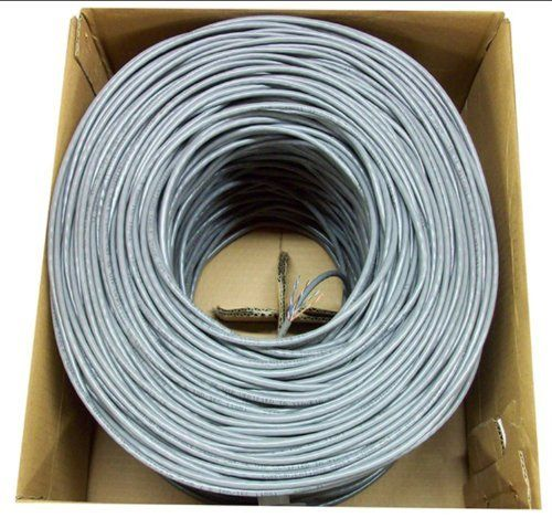 New 1 000 Ft Bulk Cat5e Ethernet Cable Wire Utp Pull Box 1 000ft Cat 5e Grey Vivo By Vivo 52 99 Cat5e Upt Unshie Ethernet Cable Cable Wire Twisted Pair