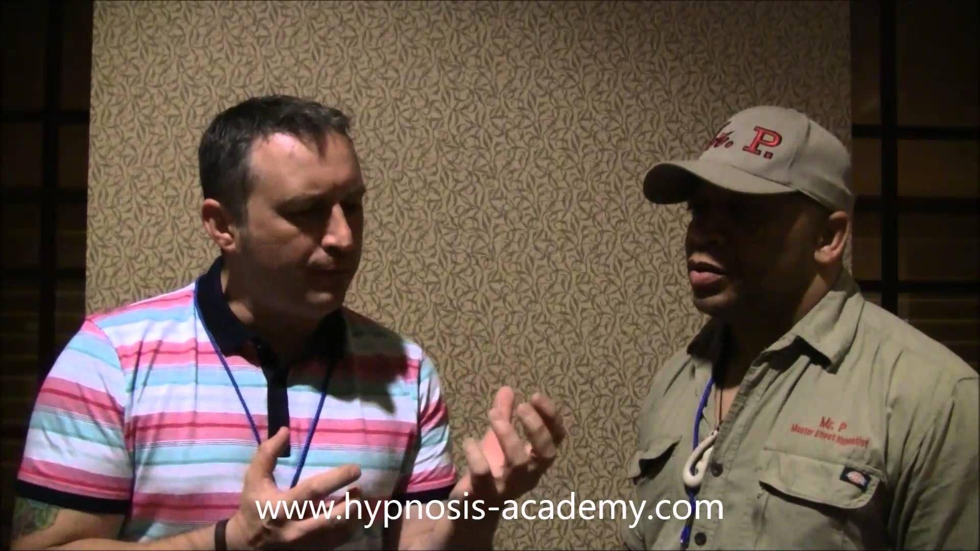 Meet MR P Master Hypnotist | Interview