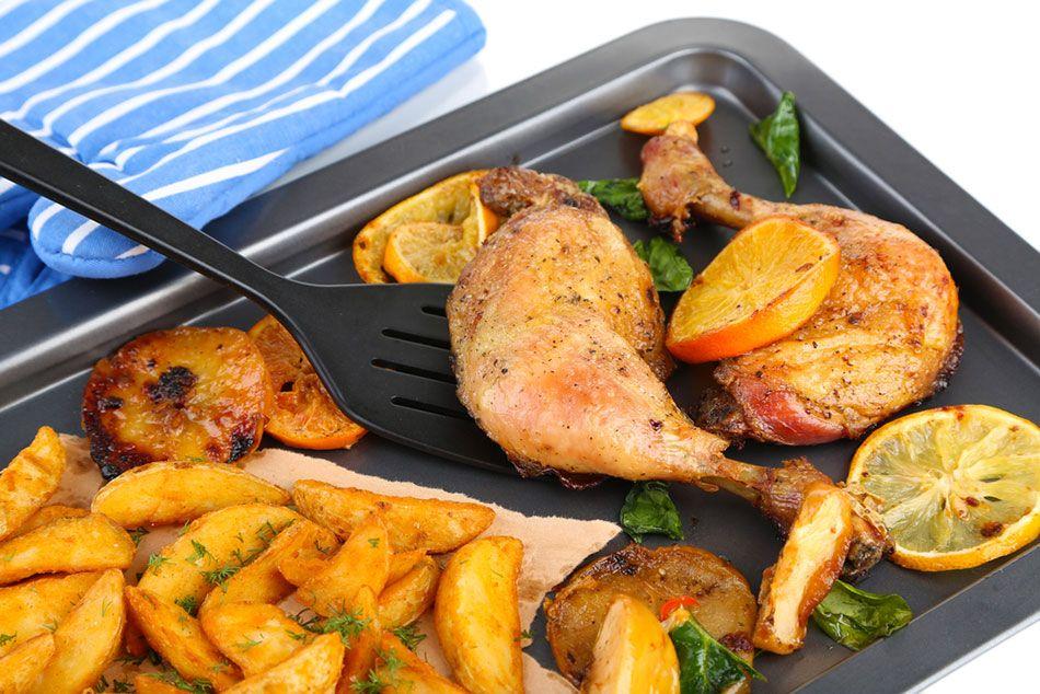 طريقة عمل صينية البطاطس بالفراخ Recipe Egyptian Food Chicken Recipes Chicken